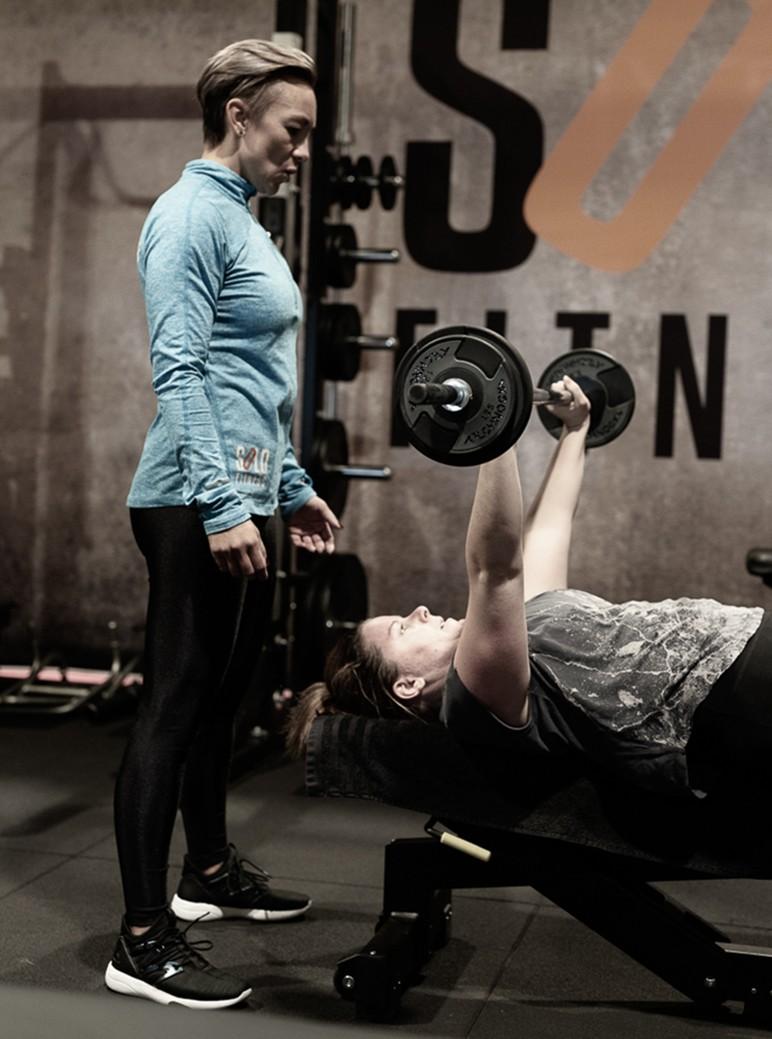 Få personlig træner